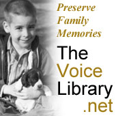 The Voice Library - Create an Oral History